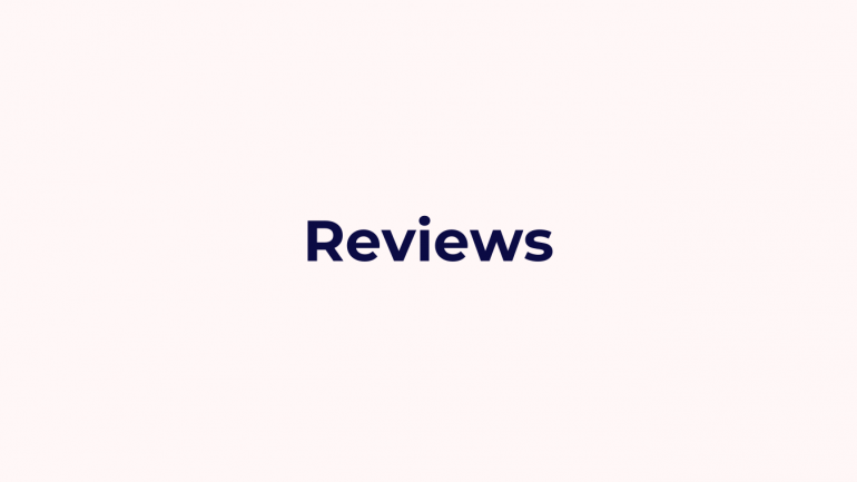 Reviews Featured Image