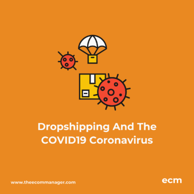 Graphics of Dropshipping And The COVID19