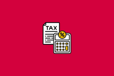 illustration of tax forms for Ecommerce Sales Tax Software