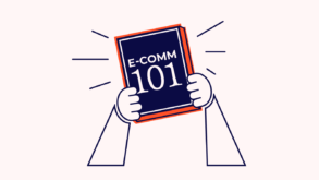 book titled ecomm 101 for what is ecommerce